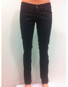 Siyah Kadın Kot Pantolon
