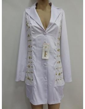 Beyaz Renk Mevsimlik Bayan Elbise